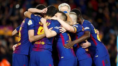 El Barça pega primero ante Valencia, pero la semifinal de Copa del Rey sigue abierta
