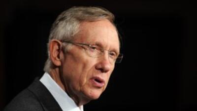 El legislador de Nevada es líder de la minoría demócrata en el Senado.