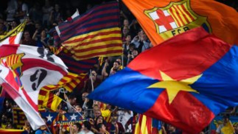 Los cantos de la afición del Barcelona contra Cristiano Ronaldo podrían...