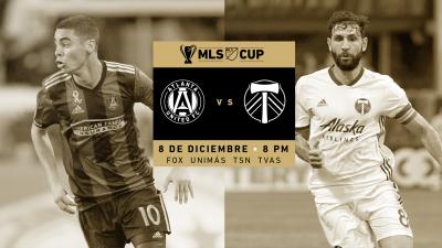 Dos equipos, una ilusión: Atlanta United y Portland Timbers se juegan la MLS Cup 2018