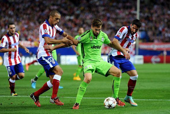 Por su parte el Atlético de Madrid consiguió sus primero t...