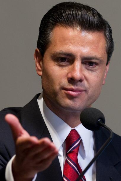 Él es uno uno de los presidenciables para los comicios federales del 201...