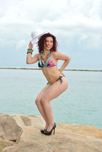 Yasmin Morales Miss Colita