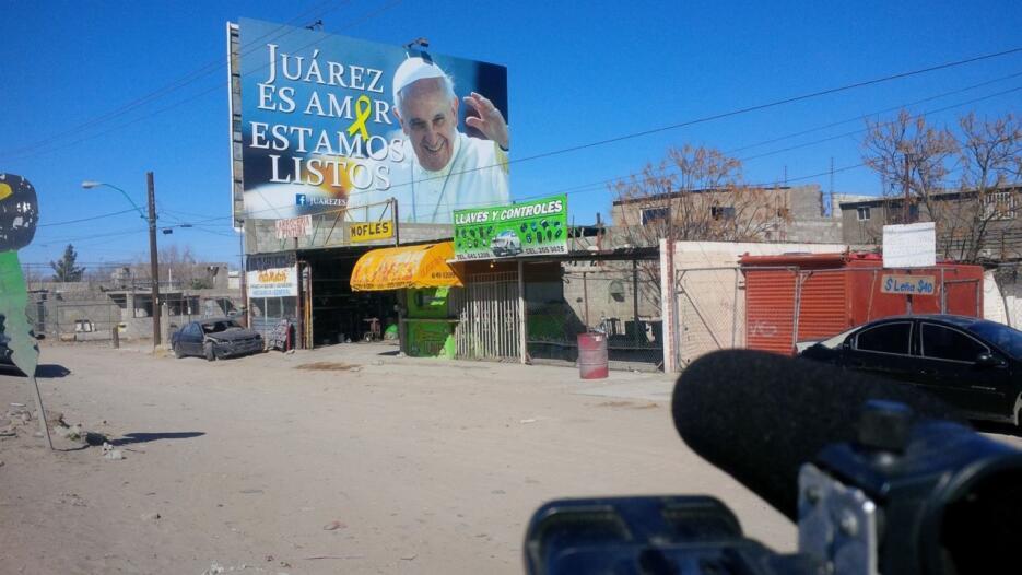 México está listo para recibir al Papa