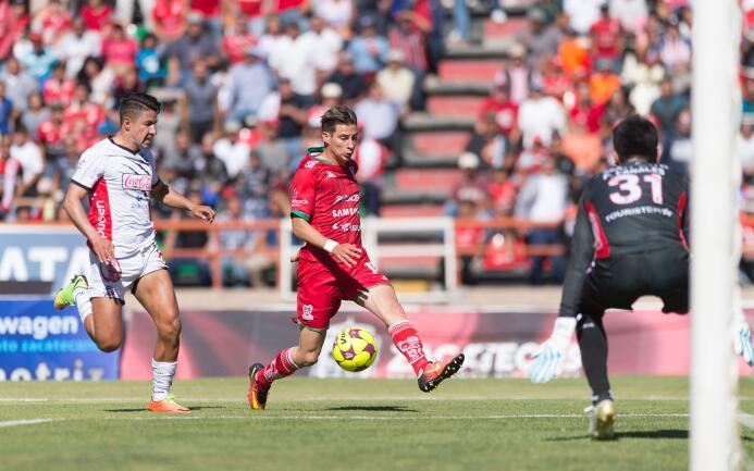 El propio Mauro Lainez confirmó en sus redes sociales que su nuevo equip...