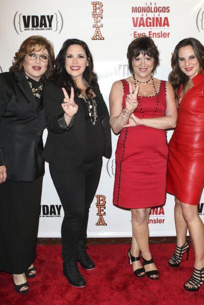 Angélica Vale, Angélica María y Kate del Castillo tuvieron un gran éxito...