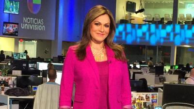 Dra. Cecilia Ramírez Harris, de Primer Impacto.