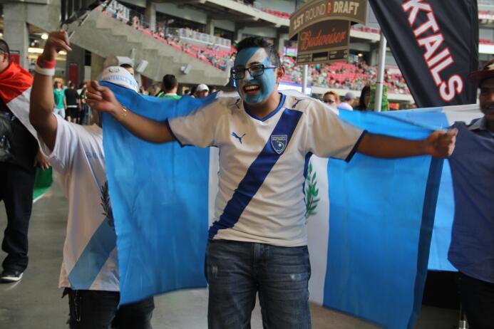 ¡Derroche de originalidad y color en #CopaOro!