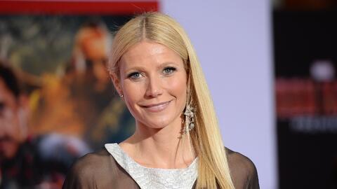 La actriz Gwyneth Paltrow acusó a Weinstein de acosarla.