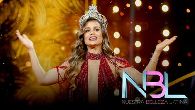 En fotos: Clarissa Molina camina por última vez como reina con la corona de NBL