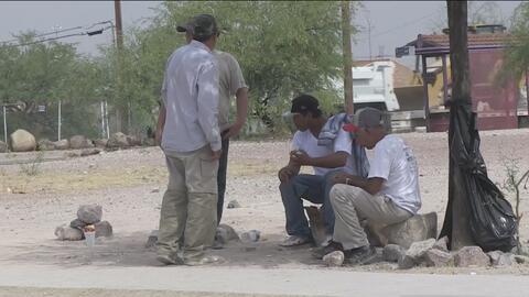 Ciudad de Tucson habilita albergues ante ola de calor