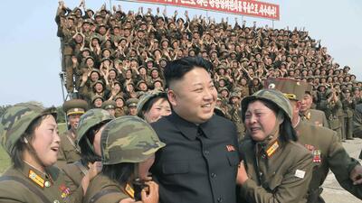 En fotos: el efecto Kim Jong Un en las mujeres de Corea del Norte