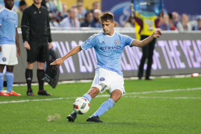 Federico Bravo, New York City FC