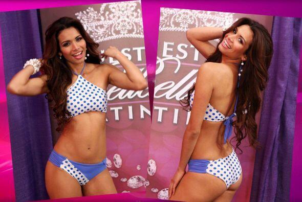 Las curvas de Marisela Demontecristo están 'trending' en el ciberespacio...