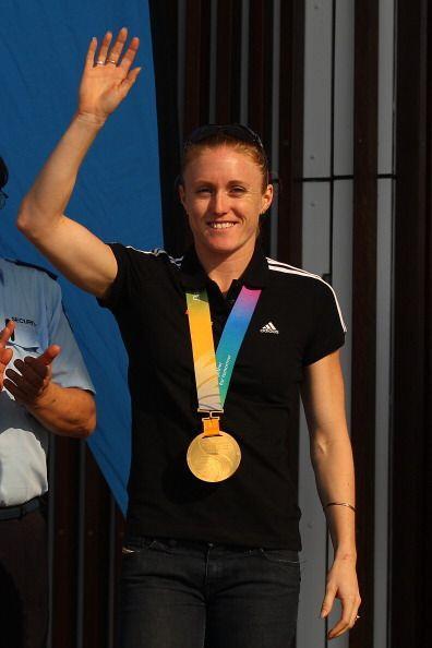 Sally Pearson fue una de las ganadoras de medalla dorada en el Mundial d...