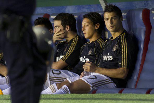 Cristiano Ronaldo salió lastimado en el duelo de mitad de semana en la C...