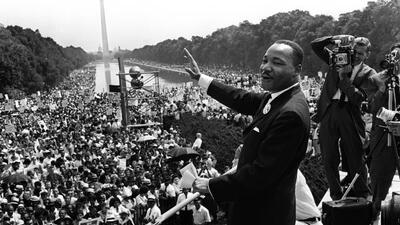 El mundo recuerda a Martin Luther King