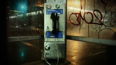Payphone, Mike Tucker