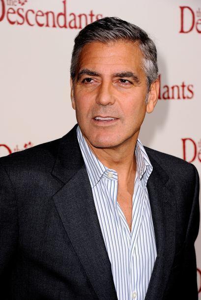 Por su parte, George Clooney aparece en la lista de candidatos a  'Actor...