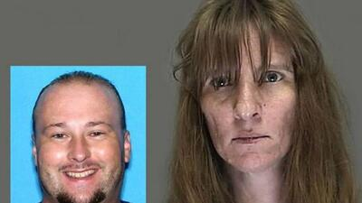 Angela Stoldt, fue condenada a cadena perpetua por el asesinato de James...