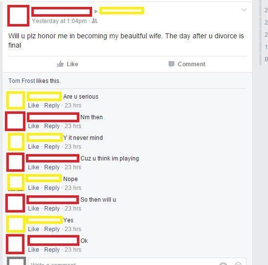Ella fue a su boda en bus de transporte público y en internet acaban a s...