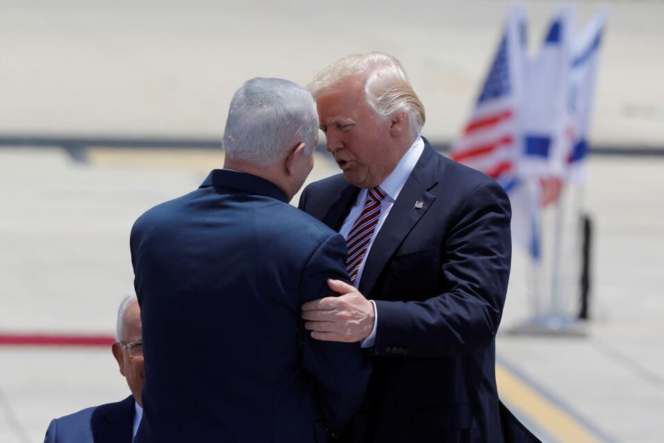 Viaje Donald Trump