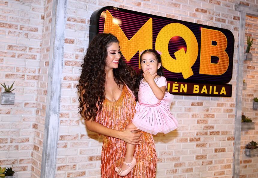 Bebés en Mira Quién Baila.