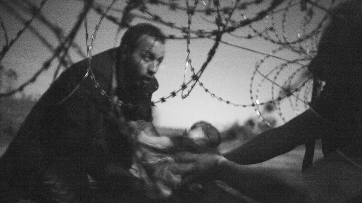 Foto ganadora del World Press Photo 2015