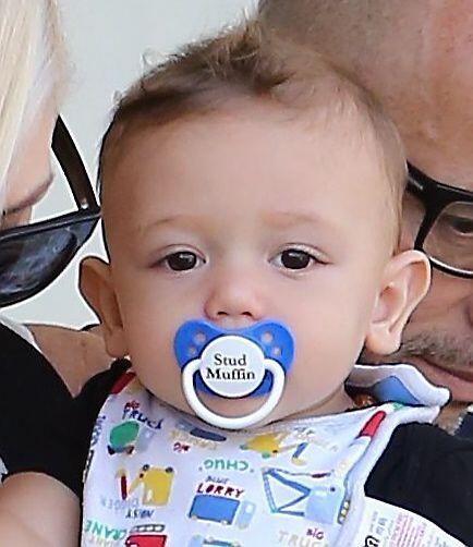 Seguramente este bebé también se convertirá en uno de los más fashionist...