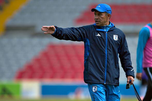 Ignacio Ambriz ha mostrado que es un entrenador exigente y que no le tie...