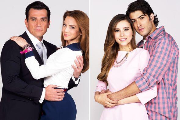 Ellos se derriten de amor en 'Mi Corazón es Tuyo' y se han convertido en...