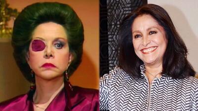 Daniela Romo tiene tres fuertes motivos para no estar en la telenovela 'Cuna de Lobos'