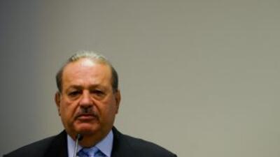 Carlos Slim compró cerca de 1 millón de títulos de Criteria, que se conv...