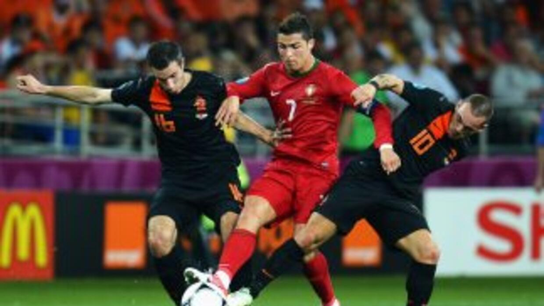 Portugal y Holanda se vuelven a enfrentar en amistoso.