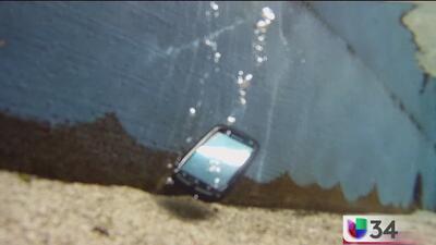 ¡Por fin! Un celular a prueba de golpes y agua