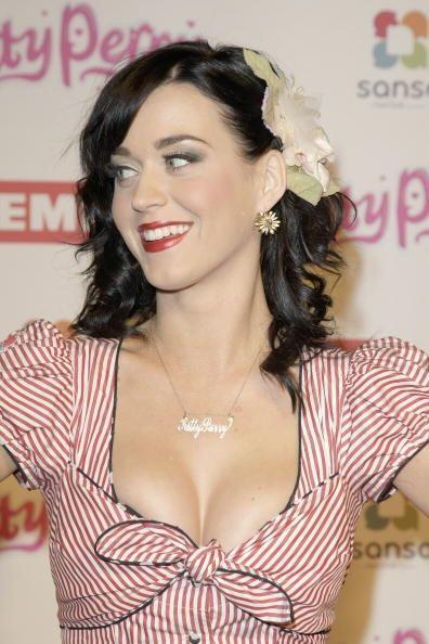 A pesar de ser una mujer frondosa y súper sensual, en su interior Katy P...