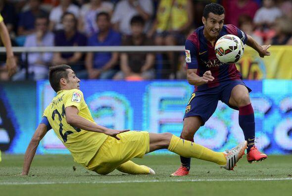La segunda jornada de la Liga española cerraba con los duelos en...