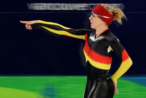 Anni Friesinger nació el 11 de enero de 1977 en Alemania y es una de las...