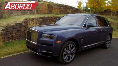 Primer Vistazo: Rolls-Royce Cullinan