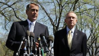 El acuerdo logrado este martes entre demócratas y republicanos permite q...