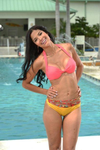 La dominicana tiene un cuerpo envidiable, sin embargo ella considera que...
