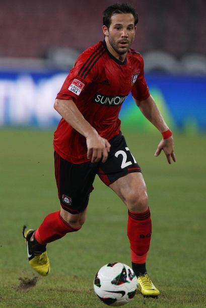 Actuación que lo hizo entrar en el once ideal de la Bundesliga y en el d...