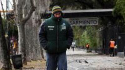 El sismo, que se sintió en la provincia de Mendoza, no dejó heridos ni d...