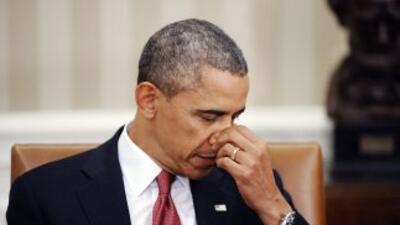 Obama había ordenado detener ese tipo de prácticas en las últimas semana...