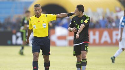 ¿Quién es John Pitti, el árbitro que dirigirá México vs. Costa Rica?