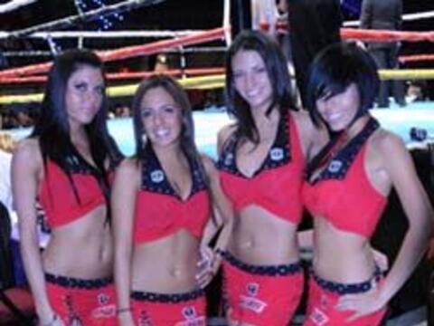 Una de las mejores partes de las peleas de boxeo se da entre 'round' y '...
