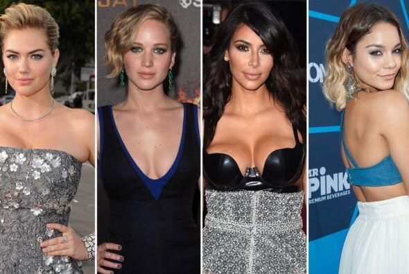 La lista crece y crece y en la mira ya se encuentran más famosas que tem...