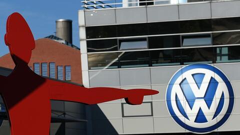 Volkswagen ha sido señalada y cuestionada por el engaño pe...