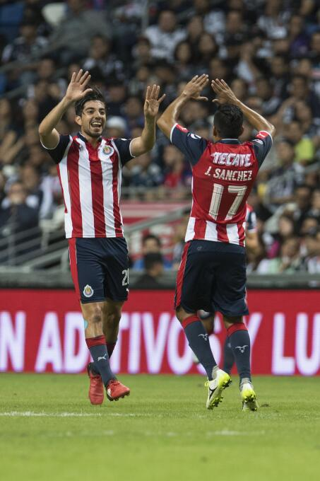 El once ideal de la fecha dos del Clausura 2017