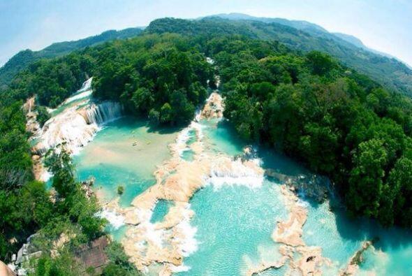 ¡Visita desde arriba.  Disfruta Chiapas, visita Chiapas, VIVE Chiapas!